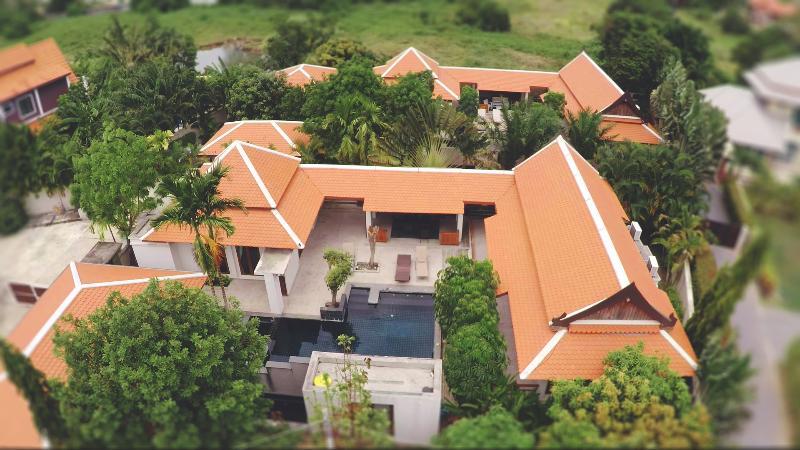 Beautiful Villa set in lovely surroundings - VILLA JASMINE- A FAMILY 3 BEDROOM POOL VILLA - Nai Harn - rentals