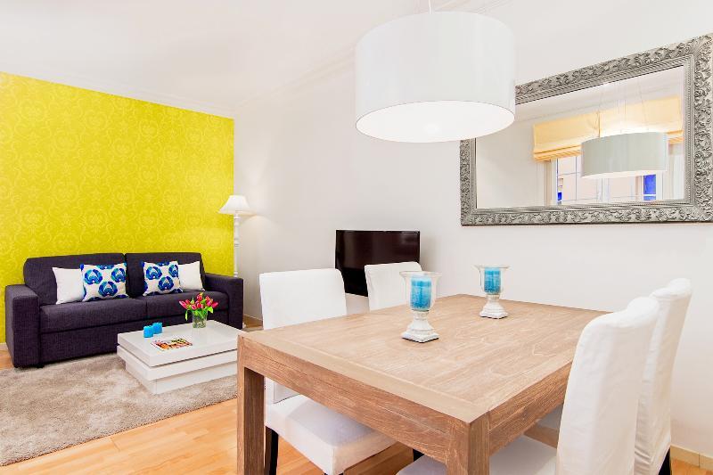 Living-Dining Room - El Viso-Smart - Madrid - rentals