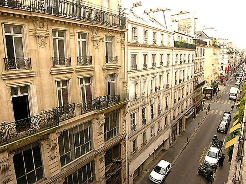 Outside - PERFECT 3 BEDROOM FAMILY APARTMENT IN OPERA - Paris - rentals