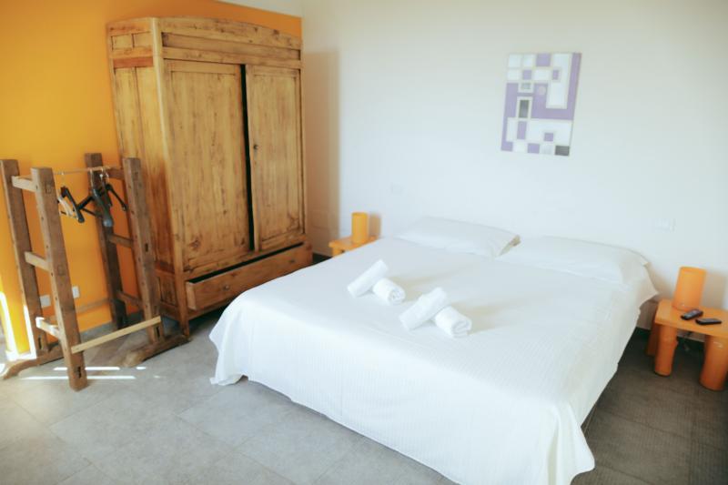 Bedroom - Apartment in Mantova -  Agriturismo Beatilla - Marmirolo - rentals