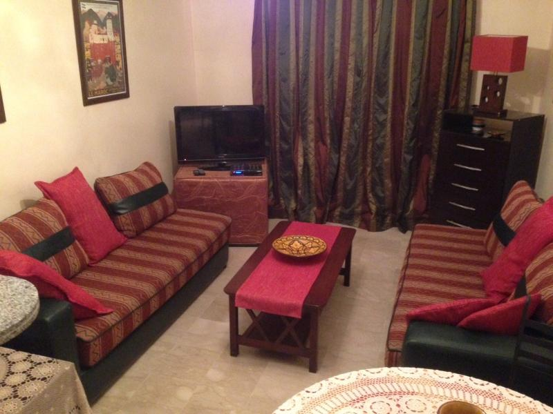 Gueliz central balcony wifi pool parking included - Image 1 - Marrakech - rentals