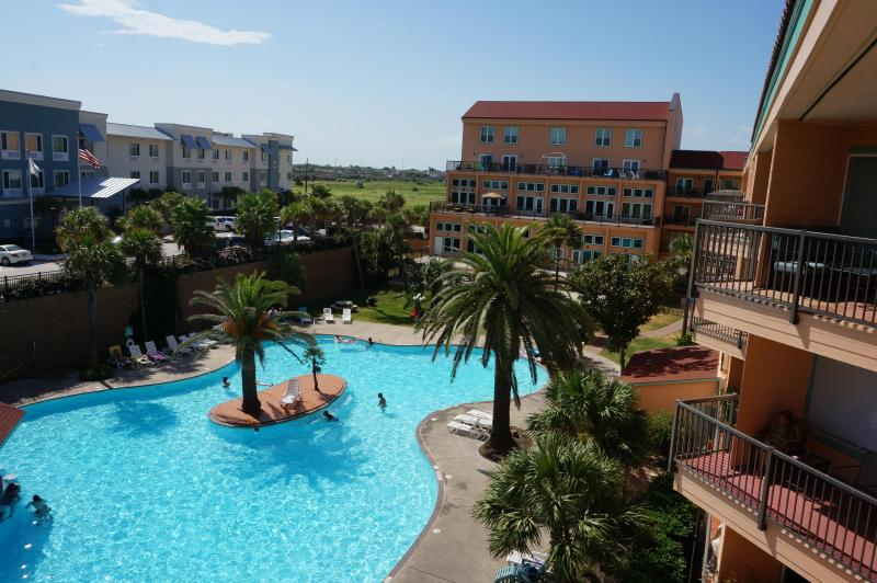 Luxury Gulf View Galveston Beach Condo Htd Pool 23 - Image 1 - Galveston Island - rentals