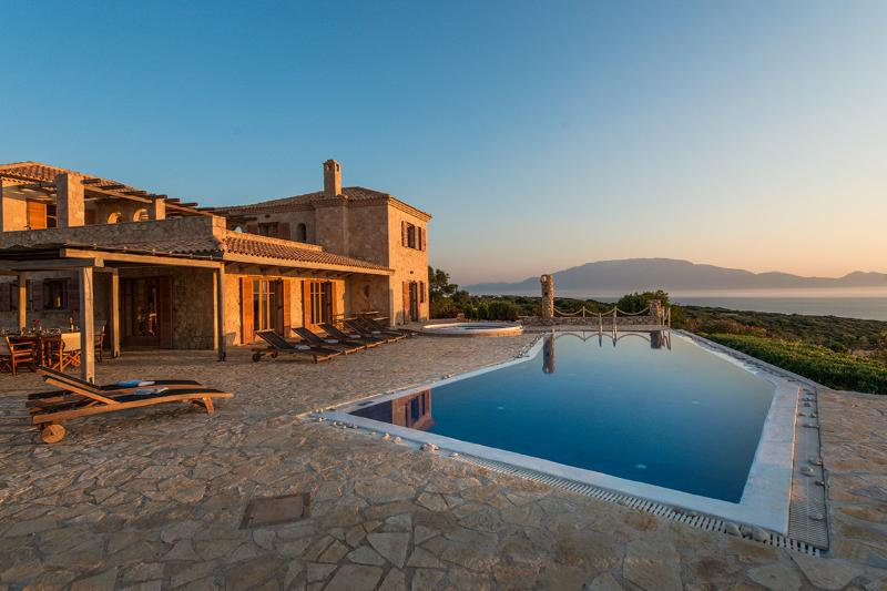 Palace, Sleeps 14 - Image 1 - Korithion - rentals