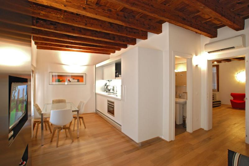 the Miracoli apartment in Venice is brand new and high-tech - Miracoli - Venice - rentals