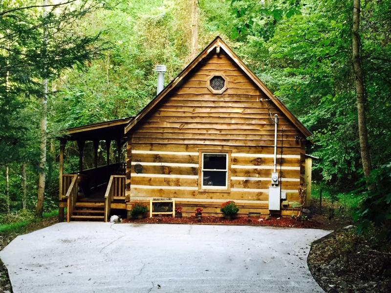 Wow !! Just renovated, everything is NEW!!! Check out the inside too!! - Completely renovated - Bear Bottoms - Townsend - rentals
