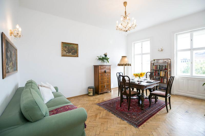 Dining Room - Vienna Feeling - Apartment Victoria - Vienna - rentals