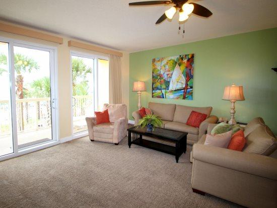 FREE Beach Chair Service & Private Underground Parking with our Spacious and Convenient Low Floor 2 bedroom condo - Image 1 - Panama City Beach - rentals