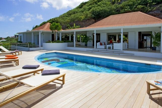 Villa Ever Sail St Barts Rental Villa Ever Sail - Image 1 - Saint Jean - rentals