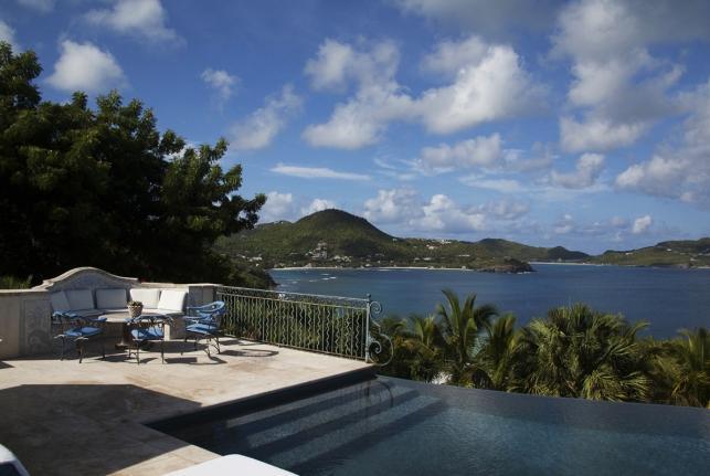 Villa Bon Temps St Barts Rental Villa Bon Temps - Image 1 - Gustavia - rentals