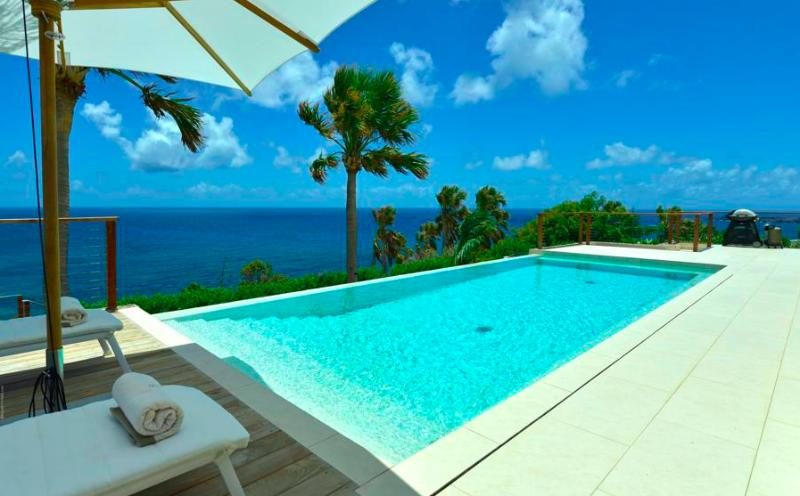 Enzuma at Toiny, St Barth - Private Pool, Modern, Ocean View - Image 1 - Rhone-Alpes - rentals