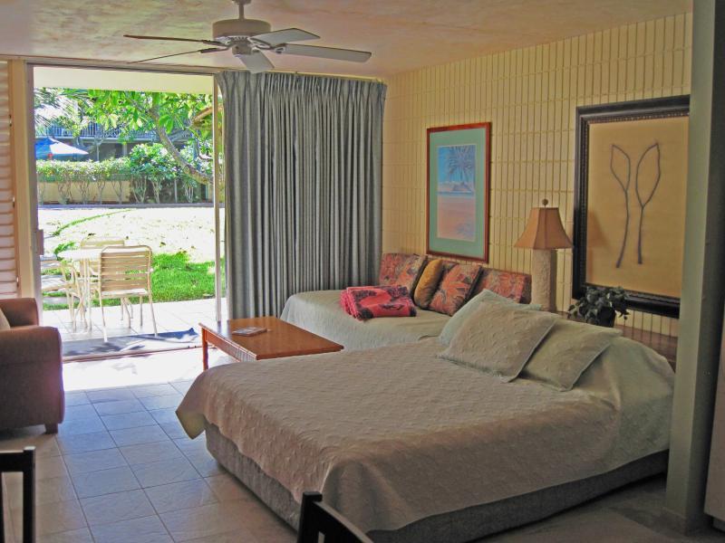 Bedroom Area - Beautiful Napili Shores Condo Inquire for Specials - Napili-Honokowai - rentals