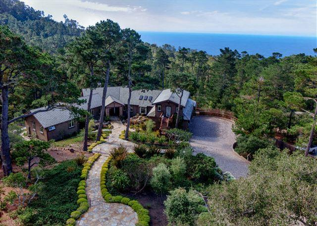 3707 Pacific's Edge Sanctuary **Special Savings for Long Term Rentals! - Image 1 - Carmel Highlands - rentals