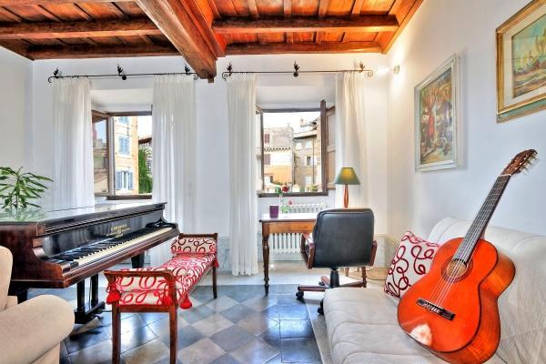 CR1103bRome - La Casa della Musica - Image 1 - Roma - rentals