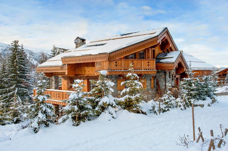 Chalet Trois Marmottes - Image 1 - Meribel - rentals