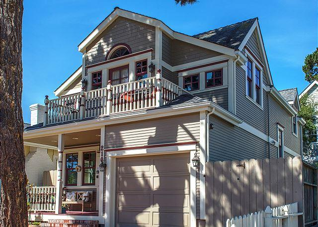 - 3703 La Gloria Cottage-by-the-Sea ~ Walk to Town and Beach! Beautiful Design! - Pacific Grove - rentals