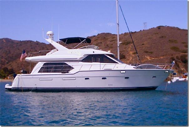 Luxury Boat and Breakfast - Ebenum Princessa - Image 1 - Pacific Beach - rentals