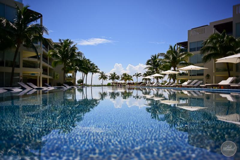 Beachfront appartment with stunning views - E220 - Image 1 - Playa del Carmen - rentals