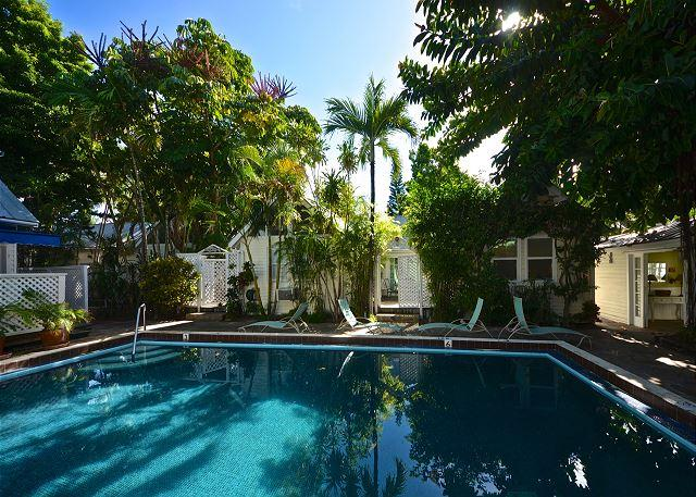 Verde Suite - Recently Renovated 'Old Town' Cottage - Shared Heated Pool - Image 1 - Key West - rentals