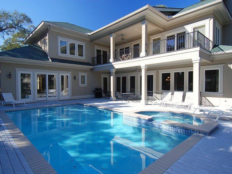 Pool and Outdoor Area - Capri 2 - Hilton Head - rentals