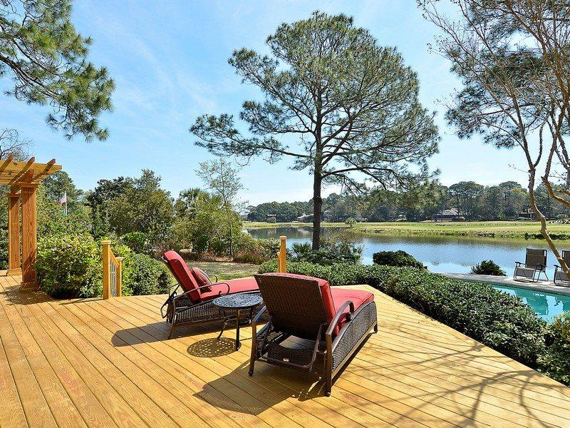 Deck - Full Sweep 8 - Hilton Head - rentals