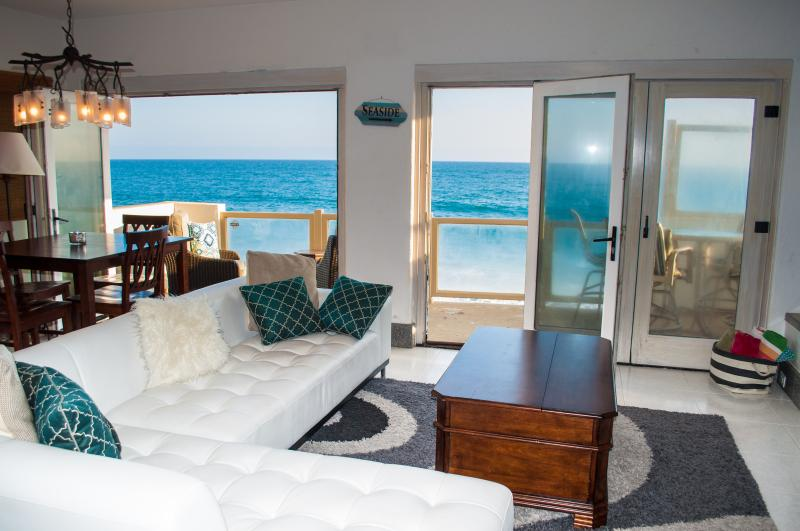 Oceanfront Malibu Pad Private Beach - On the Water - Image 1 - Malibu - rentals