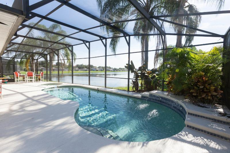 The Pool - The Retreat - Explore Disney & Florida in style - Kissimmee - rentals