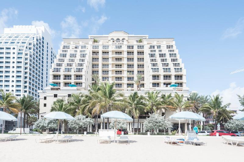 The Building - LUXURY 5 STAR CONDO HOTEL DIRECTLY ON THE OCEAN - Fort Lauderdale - rentals