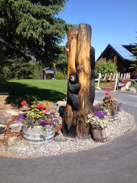 Kenai Peninsula Hand-crafted Alaskan Log Cabins - Image 1 - Soldotna - rentals