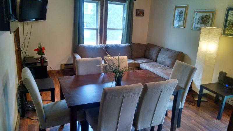 3-bedroom 2-bath Apartment in Downtown Lake Placid - Image 1 - Lake Placid - rentals