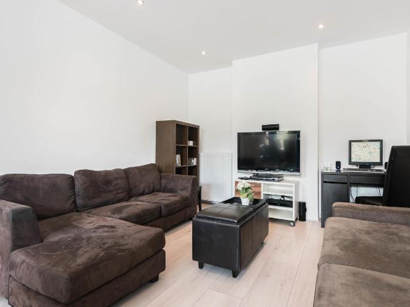 Hugo Plaza living room - Hugo Plaza - family apartment - Amsterdam - rentals