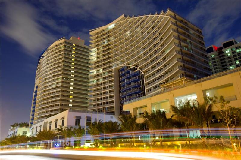 W Hotel Residences in Fort Lauderdale On the Beach - Image 1 - Fort Lauderdale - rentals
