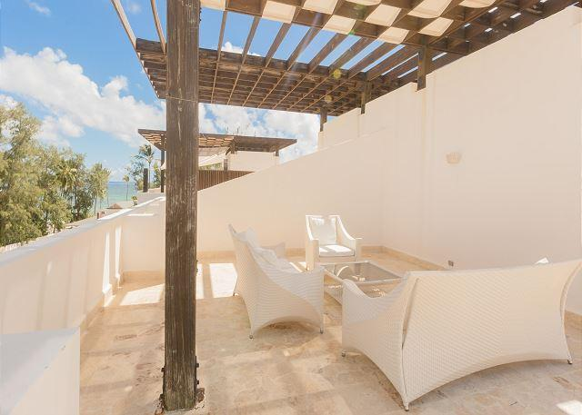 Beach Residence B6 - Ocean View! Walk to Dining, Inquire About Discount Promo - Image 1 - Punta Cana - rentals