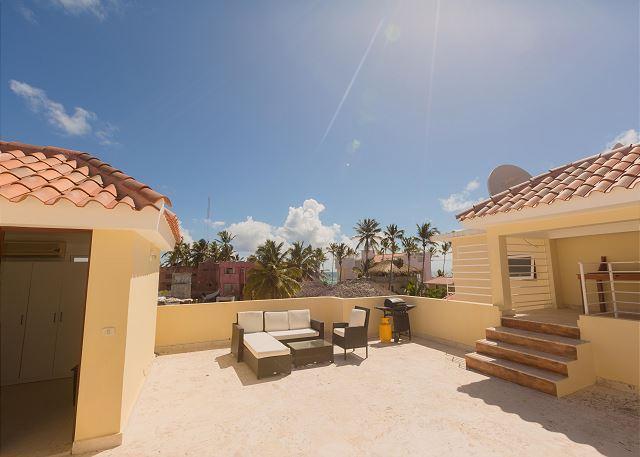 Las Terrazas PH - C11 - Walk to the Beach! - Image 1 - Punta Cana - rentals