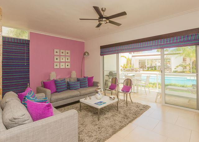Costa Hermosa F102 - Walk to the Beach, Inquire About Discount Promo Code - Image 1 - Punta Cana - rentals