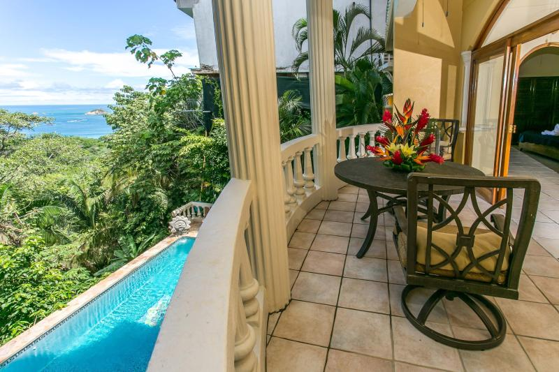 Kastytis Kourt - 1 BR Apt in B&B-style Villa, Sea-Views & Location! - Manuel Antonio National Park - rentals
