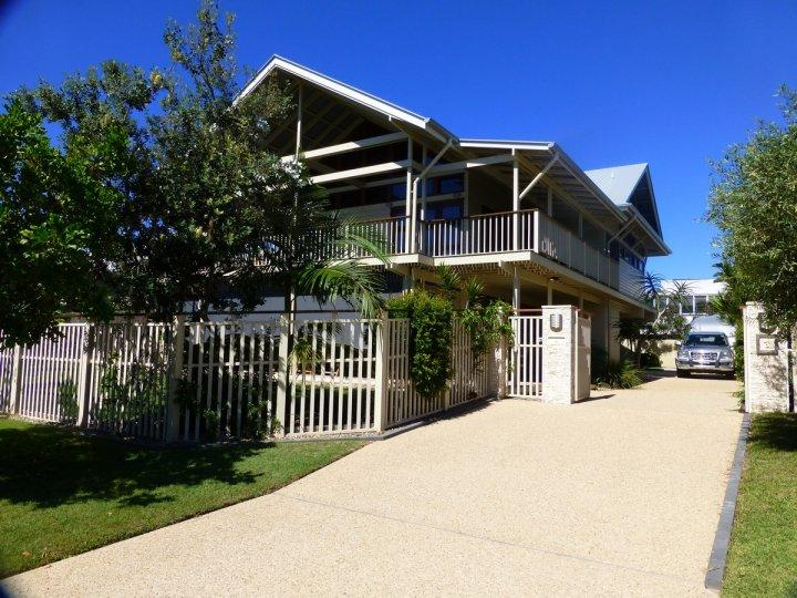 Bali Beach retreat on Salt 3 Cathedral Court Kingscliff - Image 1 - Kingscliff - rentals