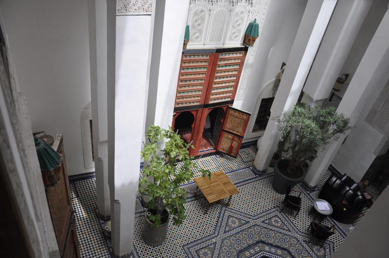 Patio - Dar 7 Louyat - XVth c. riad - a haven of peace - Fes - rentals