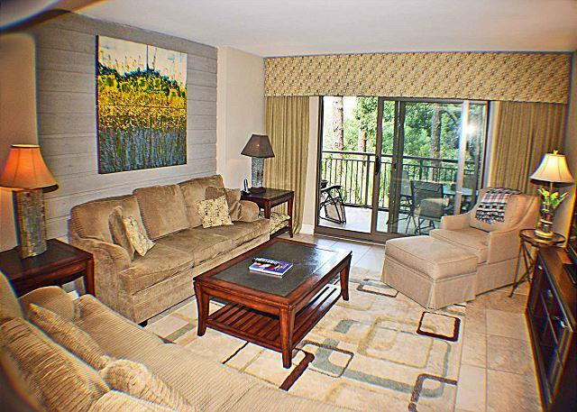 Ocean One 402 - Beachside 4th Floor Condo - Image 1 - Hilton Head - rentals