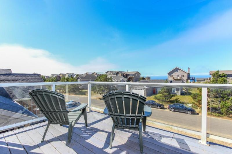 Ocean views, dog-friendly, game room, close to beach & shops - Image 1 - Pacific City - rentals