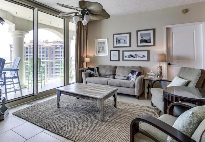 Luxury resort condo w/ stunning Gulf views & beach - Image 1 - Pensacola Beach - rentals