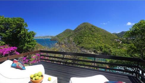 Morne Trulah at Trouya, Saint Lucia - Private Pool, Ocean views - Image 1 - Gros Islet - rentals