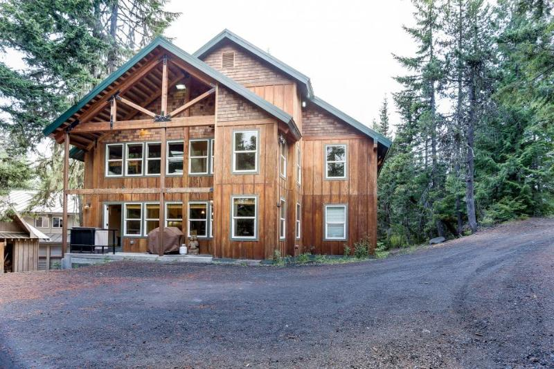 Gorgeous and spacious dog-friendly cabin - ideal for families! - Image 1 - Government Camp - rentals