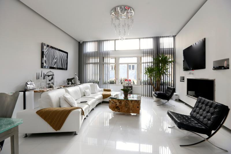 Chic 3 Bedroom Penthouse in the 16th district - Image 1 - Paris - rentals