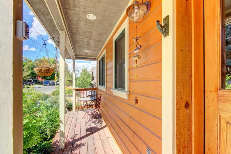 Restored 1890s cabin close to chairlift & Sundance venues! - Image 1 - Park City - rentals
