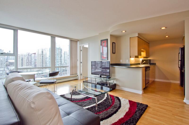 D25-Yaletown amazing 2 bedroom - Image 1 - Vancouver - rentals
