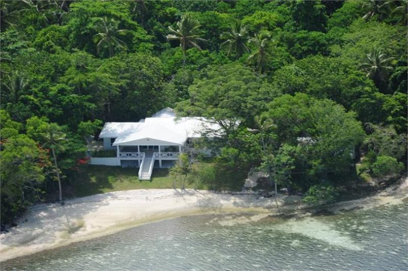 Aerial - Aqua Blue Beach House - Port Vila - rentals