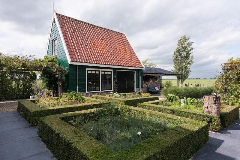 The Building - Skaap bed and breakfast Amsterdam Waterland - Amsterdam - rentals