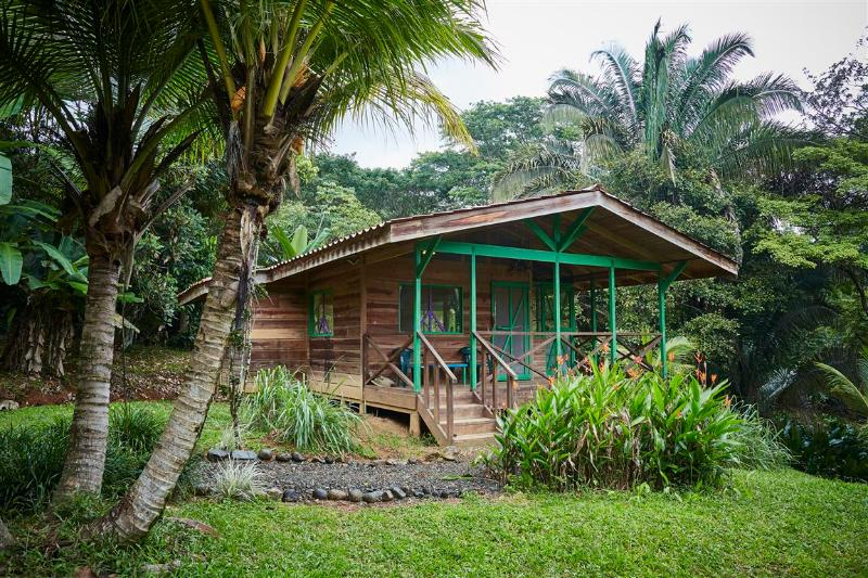 Cabina Lagunas - Cabina Lagunas, first breakfast included - Dominical - rentals