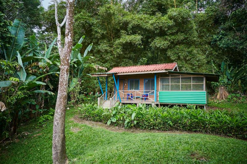 Cabina Guanacaste - 10 min drive from Domi to Cabina Guanacaste - Dominical - rentals