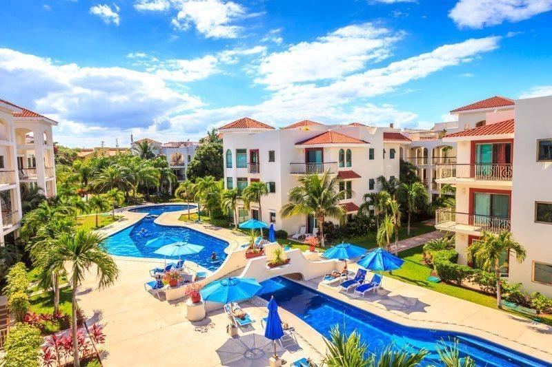 PLAYACAR PASEO DEL SOL PENTHOUSE 2 BEDROOMS - Image 1 - Playa del Carmen - rentals